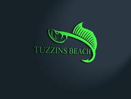 Tuzzins Beach Logo - Entry #331