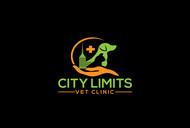 City Limits Vet Clinic Logo - Entry #195