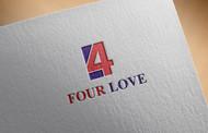 Four love Logo - Entry #226