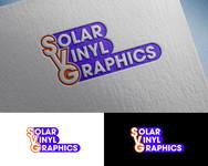 Solar Vinyl Graphics Logo - Entry #162