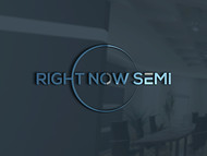 Right Now Semi Logo - Entry #116