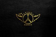 The Flying V Ranch Logo - Entry #34