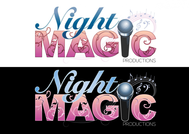 Night Magic Productions Logo - Entry #13
