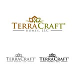 TerraCraft Homes, LLC Logo - Entry #100