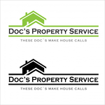 Logo for a Property Preservation Company - Entry #46