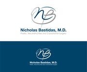 Nicholas Bastidas, M.D. Logo - Entry #36