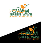 Green Wave Wealth Management Logo - Entry #96
