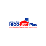 1-800-Roof-Plus Logo - Entry #184