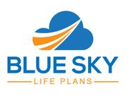 Blue Sky Life Plans Logo - Entry #409