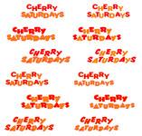 CHERRY SATURDAYS Logo - Entry #33