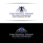 Core Physical Therapy and Sports Performance Logo - Entry #126