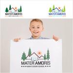 Mater Amoris Montessori School Logo - Entry #361