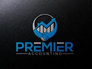 Premier Accounting Logo - Entry #434