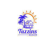 Tuzzins Beach Logo - Entry #276