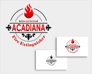 Acadiana Fire Extinguisher Sales and Service Logo - Entry #226