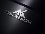 MGK Wealth Logo - Entry #124