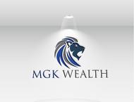MGK Wealth Logo - Entry #249