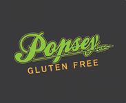 gluten free popsey  Logo - Entry #146