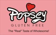 gluten free popsey  Logo - Entry #58
