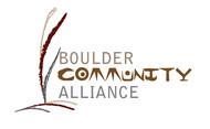 Boulder Community Alliance Logo - Entry #145
