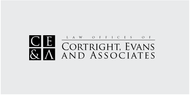 Law Office of Cortright, Evans and Associates Logo - Entry #12