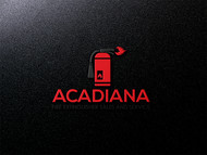Acadiana Fire Extinguisher Sales and Service Logo - Entry #148
