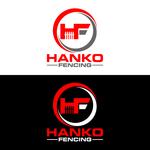 Hanko Fencing Logo - Entry #245