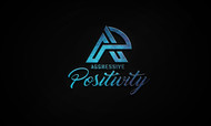 Aggressive Positivity  Logo - Entry #93