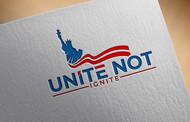 Unite not Ignite Logo - Entry #201