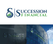 Succession Financial Logo - Entry #473