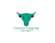 Twisted Turquoise Boutique Logo - Entry #136