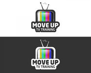 Move Up TV Training  Logo - Entry #93