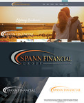 Spann Financial Group Logo - Entry #395