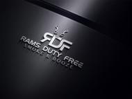 Rams Duty Free + Smoke & Booze Logo - Entry #194