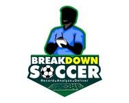 BreakDownSoccer Logo - Entry #35