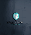 White Wolf Consulting (optional LLC) Logo - Entry #235