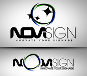 NoviSign Logo - Entry #28