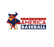 ComingToAmericaBaseball.com Logo - Entry #22