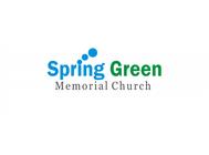 Spring Green Memorial Church Logo - Entry #78