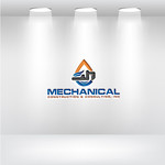 Mechanical Construction & Consulting, Inc. Logo - Entry #88