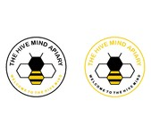 The Hive Mind Apiary Logo - Entry #19