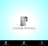 Stone Pools Logo - Entry #77
