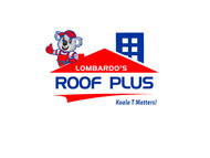 Roof Plus Logo - Entry #131