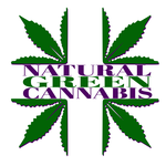 Natural Green Cannabis Logo - Entry #122