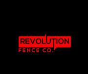 Revolution Fence Co. Logo - Entry #296
