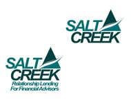 Salt Creek Logo - Entry #136