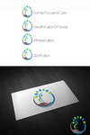 a universal logo for 4 companies in a medical office. - Entry #28