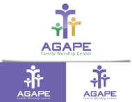 Agape Logo - Entry #9
