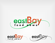 East Bay Foodnews Logo - Entry #65