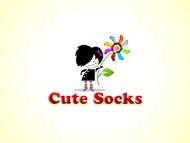 Cute Socks Logo - Entry #110